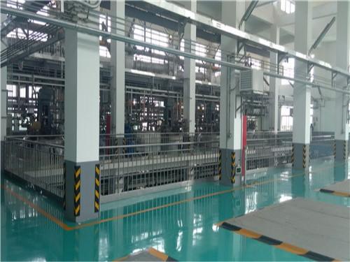 鲁泰纺织股份betwayApp2万t/a纺织助剂项目车间一角